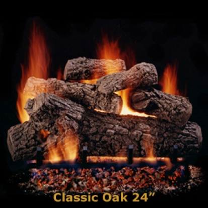 Hargrove Classic Oak 24 Logs