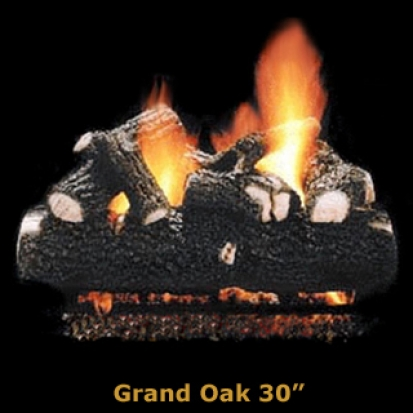 Hargrove Grand Oak 30%22 Logs