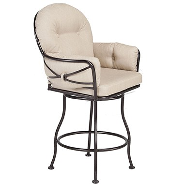 OW Lee Cambria Club Swivel Counter Stool