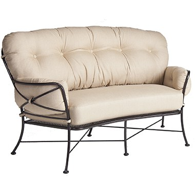 OW Lee Cambria Crescent Loveseat