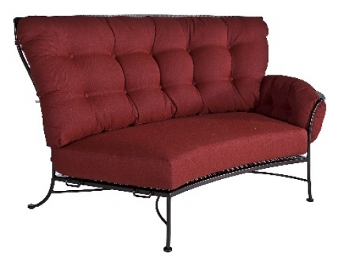 OW Lee Monterra Sectional Left Arm Chair