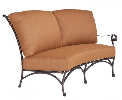 OW Lee San Cristobal Sectional Left Arm Chair