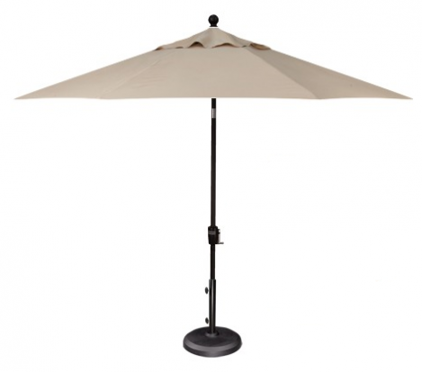 Treasure Garden 7.5' Push Button Tilt Umbrella