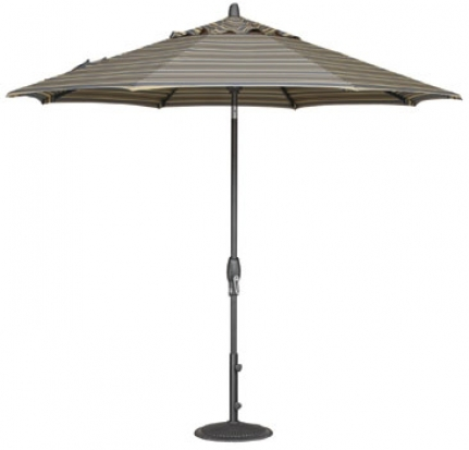Treasure Garden 9' Auto Tilt Umbrella