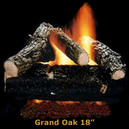 Hargrove Grand Oak 18%22 Logs