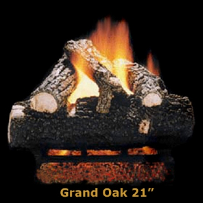 Hargrove Grand Oak 21%22 Logs