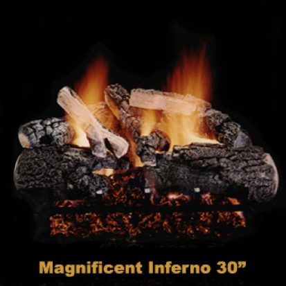Hargrove Magnificent Inferno 30%22 Logs