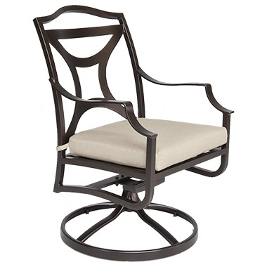 OW Lee Madison Swivel Dining Chair