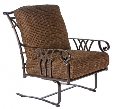 OW Lee Montrachet Spring Base Club Chair