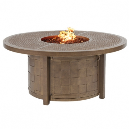 Pride Family Cast Table Fire Pit