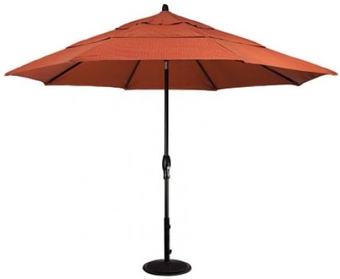 Treasure garden 11 cantilever umbrella designers patio for Treasure garden cantilever umbrella 13